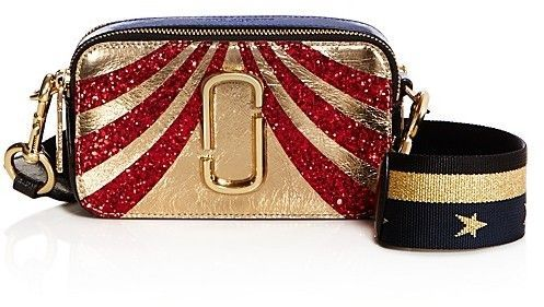 0cdbe0abd5da6 Marc Jacobs Snapshot Leather Camera Bag - 100% Exclusive
