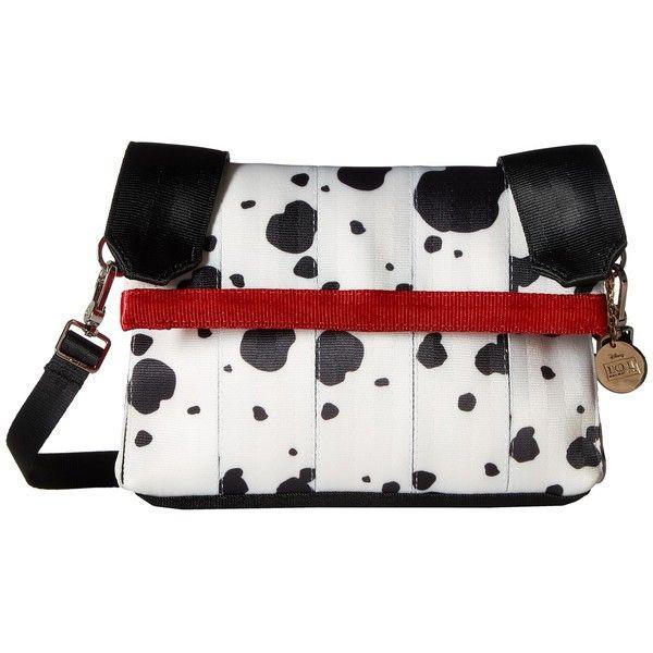 Harveys Seatbelt Bag Puppy Fold Over