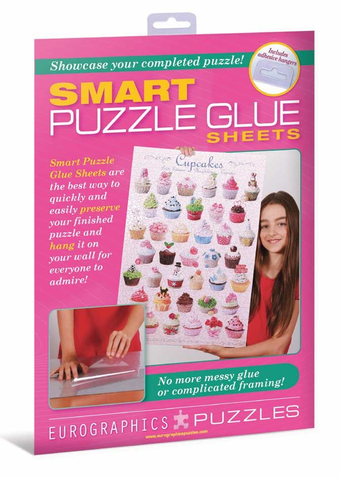 Smart Puzzle Glue Sheets | Sewing ideas, Crafty and Craft