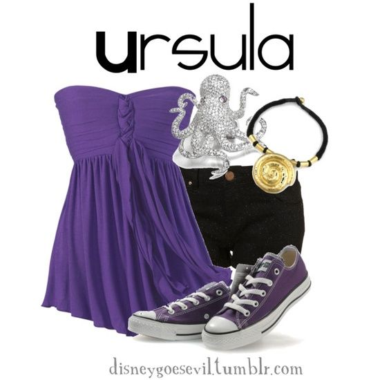 disney villain outfits for ursula google