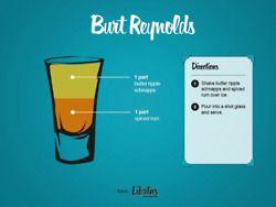 Burt Reynolds Drink Recipe