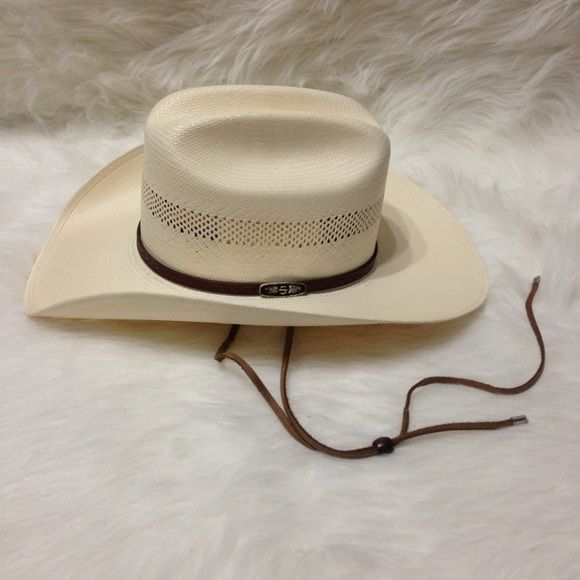 Stetson Cowboy Hat John B. Stetson Company Cowboy Hat. 100x Stetson  Authentic X s. Made in USA. Stetson Accessories Hats 639ad12b122