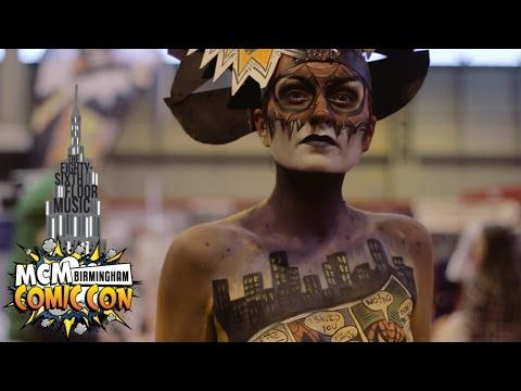 We had an amazing time at MCM May 2015 and were blown away by the amazing cosplayers there. we've put together our first Cosplay Music Video from the event. ...