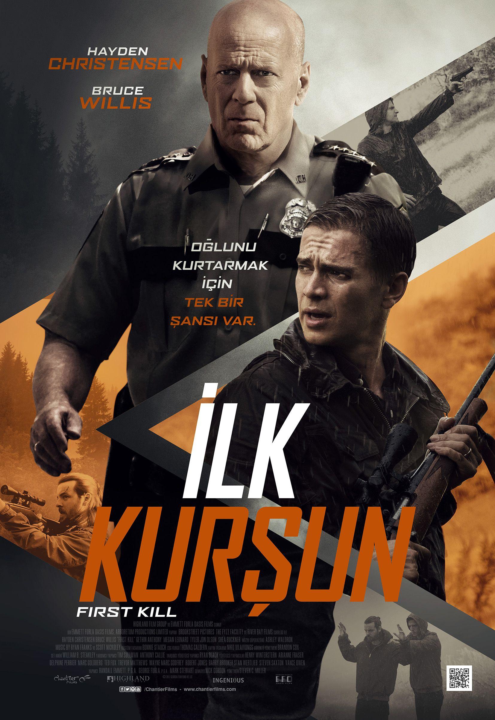 İlk Kurşun Türkçe Dublaj izle filmizle hdfilmizle