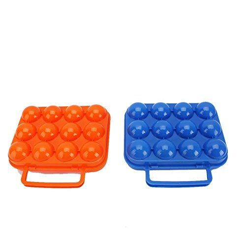 Camp Kitchen Showutheworld Portable Plastic Egg Carton Egg Storage Box Container Carrier Holder For Camping Picnic Ou Egg Storage Camp Kitchen Camping Picnic