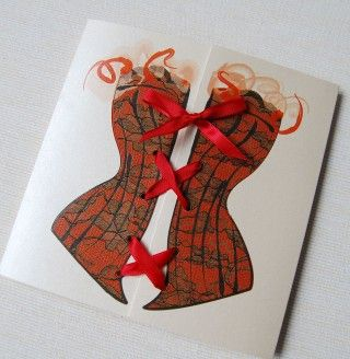 such a cute invitation idea Moulin rouge Pinterest Invitation