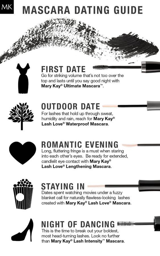24be2018eb0 Mary Kay mascara dating guide. | Shop Mary Kay by Monica ...