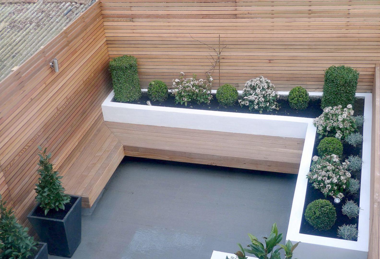 Tips In Urban Gardening Or Garden Landscape Design Bristol Garden Landscaping Brist In 2020 Low Maintenance Garden Design Urban Garden Design Small Garden Design