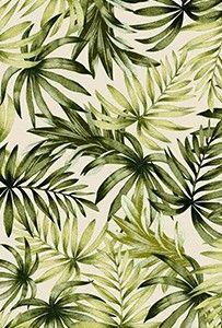 Estampa Folhestre Areia Farm Rio Patterns
