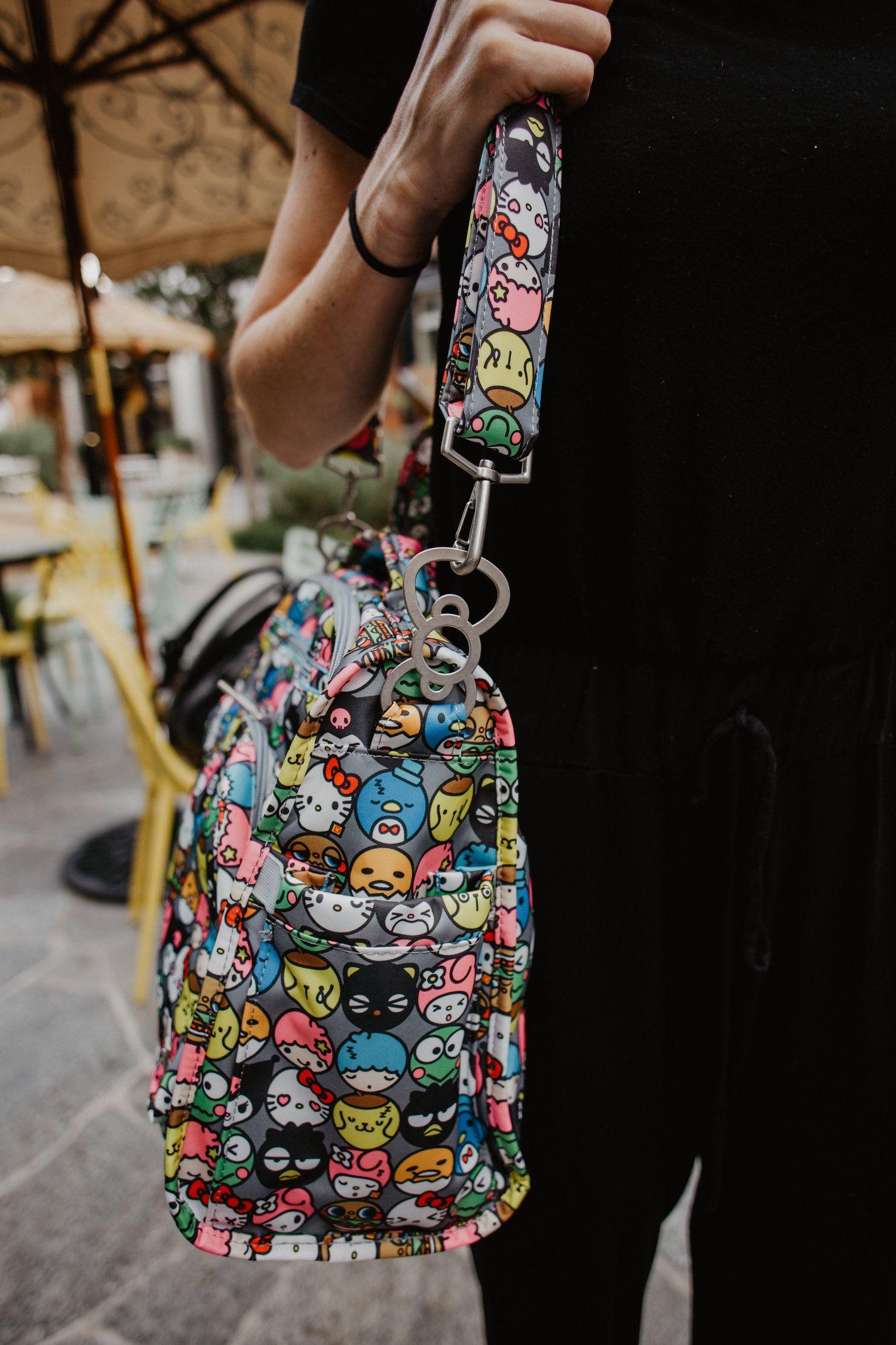 cede11a95fcb JuJuBe Hello Friends Hello Sanrio BFF + Be Set Trendy Diaper Bags