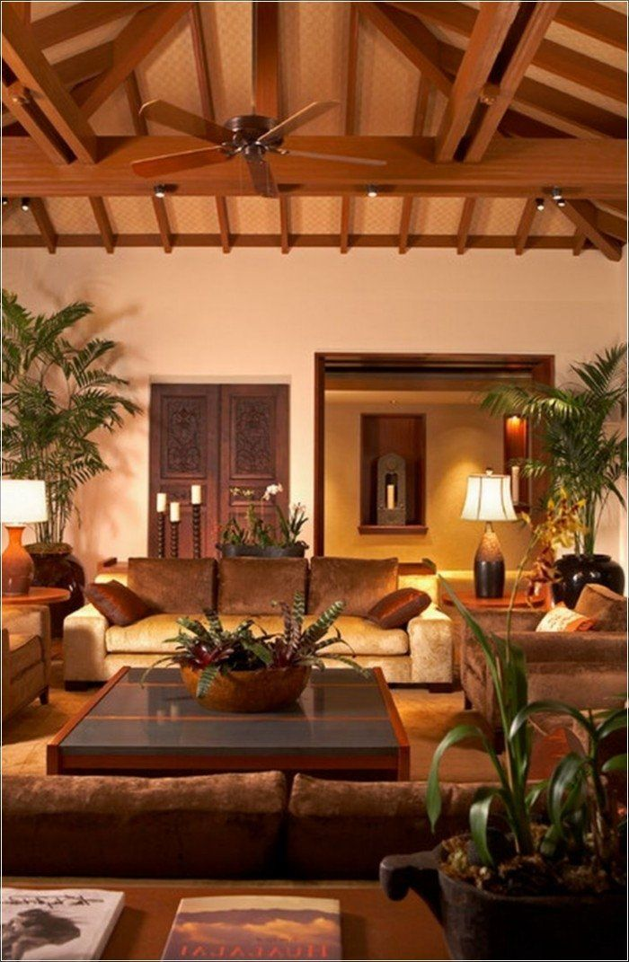 Luxury Dream Home Design At Hualalai By Ownby Design: The Key Features Of Luxury Living Room Interior You Must Have