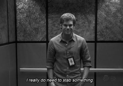 Sadly Dexter Isn T Alone In Feeling Like This From Time To Time Dexter Morgan Quotes Dexter Morgan Dexter