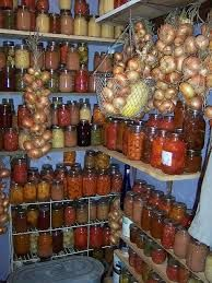 Image result for canning cellar