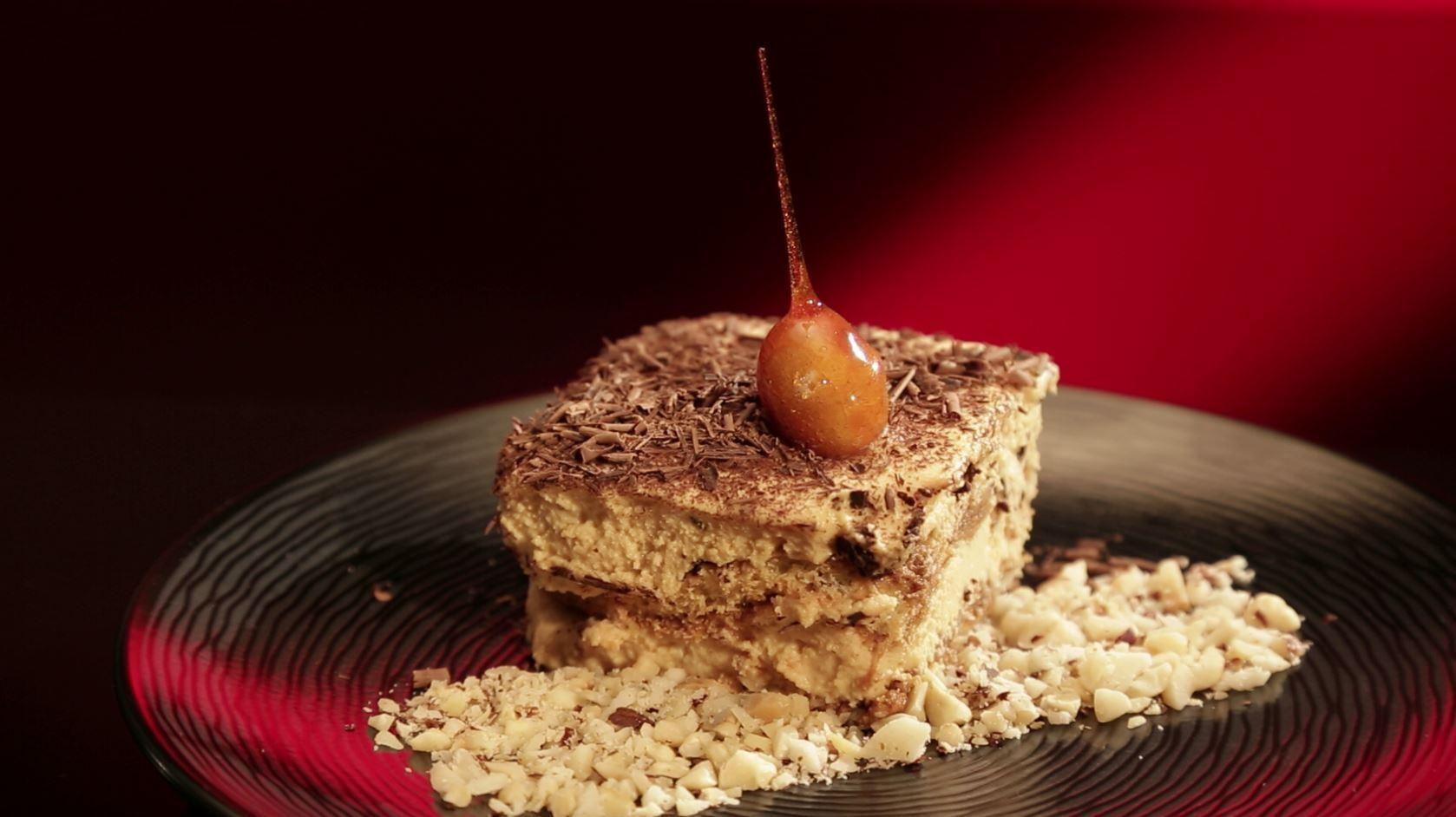 Ep37 Salted Caramel Tiramisu MKR Pinterest Bake sale treats