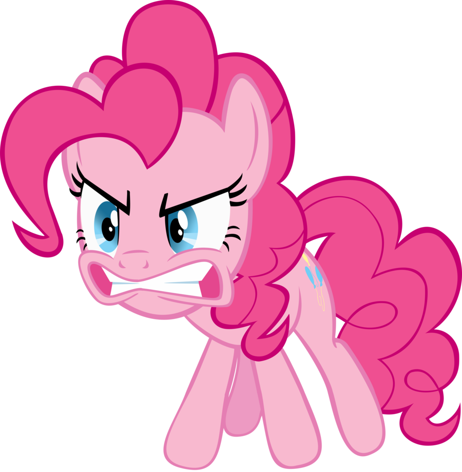 Image result for angry pinkie pie