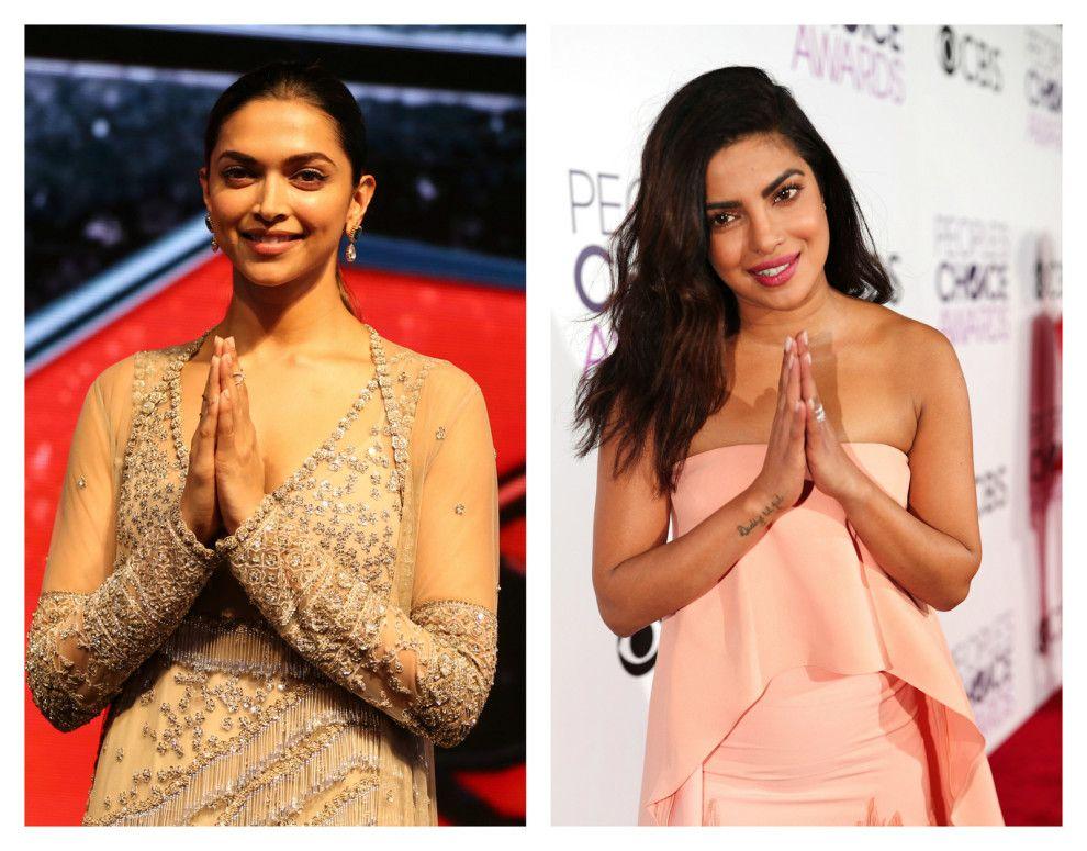 Stop Comparing Deepika Padukone And Priyanka Chopra Priyanka Chopra Deepika Padukone Chopra