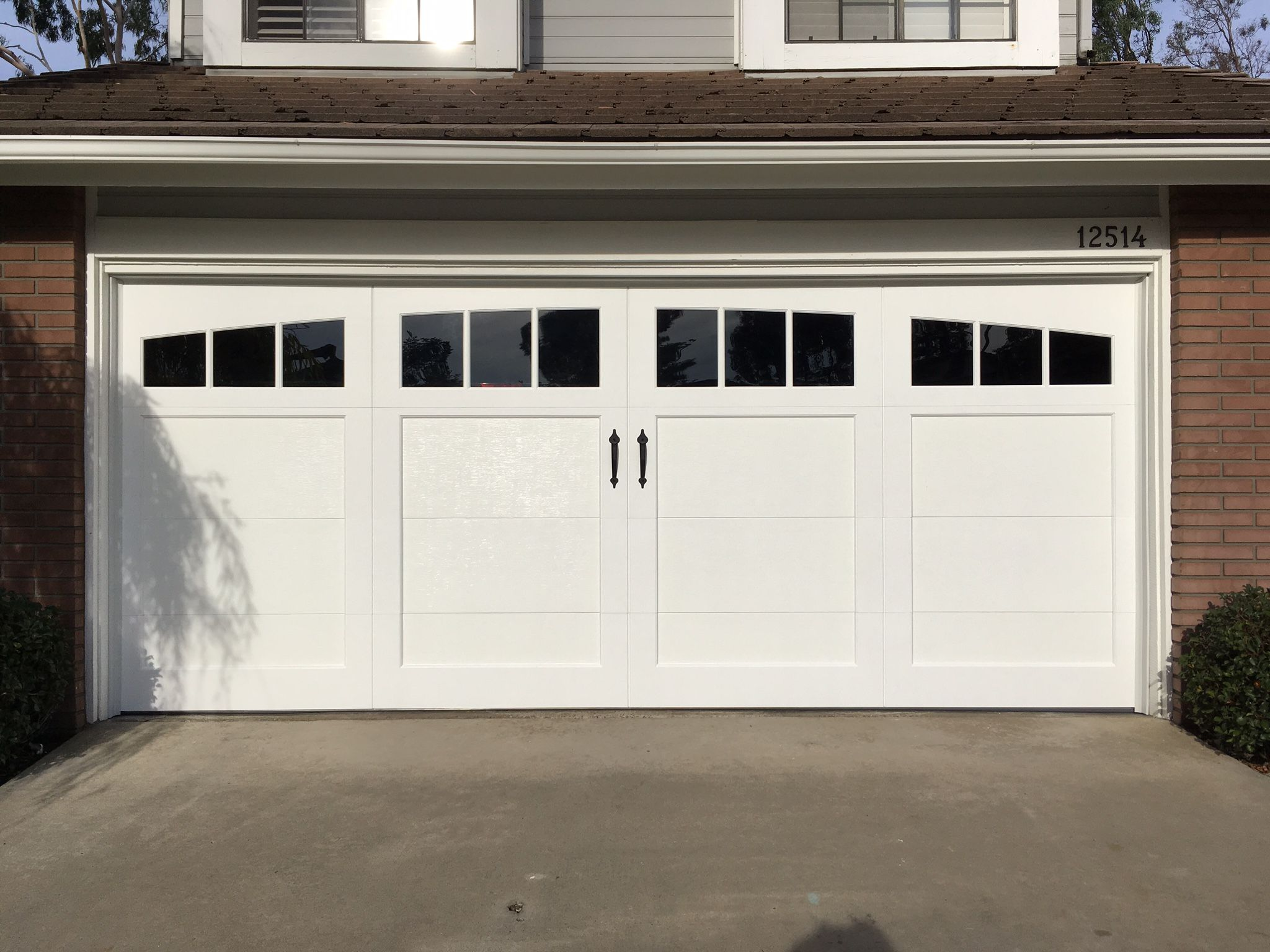 Brand New Northwest Therma Elite Garage Door Installed In San Diego, CA. If  Your Looking To Install A New Garage Door In The San Diego County Area Call  ...