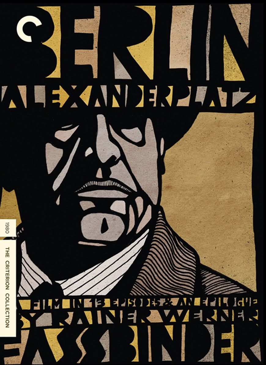 Berlin Alexanderplatz 1980 Director Rainer Werner Fassbinder Berlin The Criterion Collection Illustration