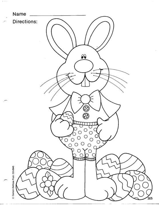 Printable Easter Colouring Pages Bunny Coloring Pages Easter