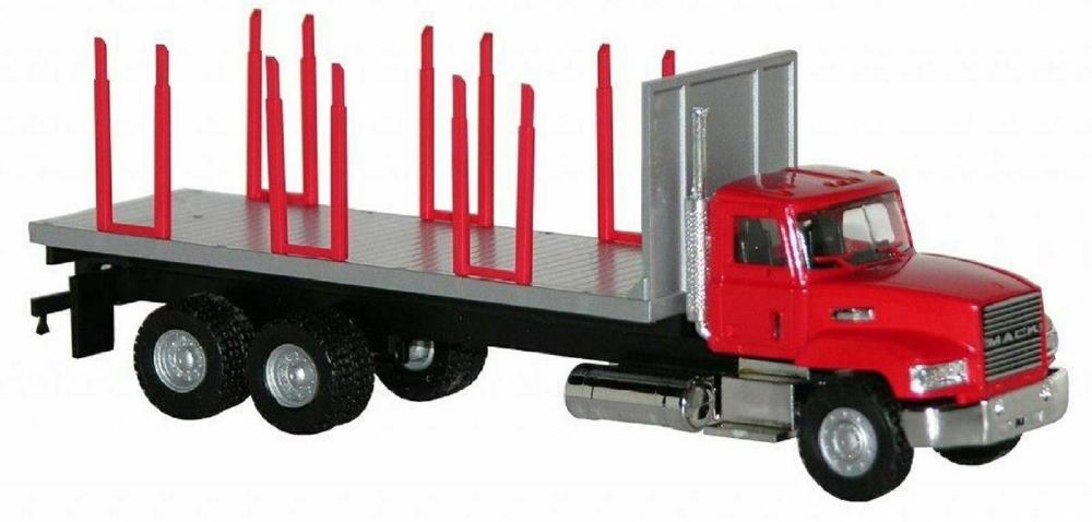 HO 1/87 Promotex 6478 Mack 603, Flatbed Removeable