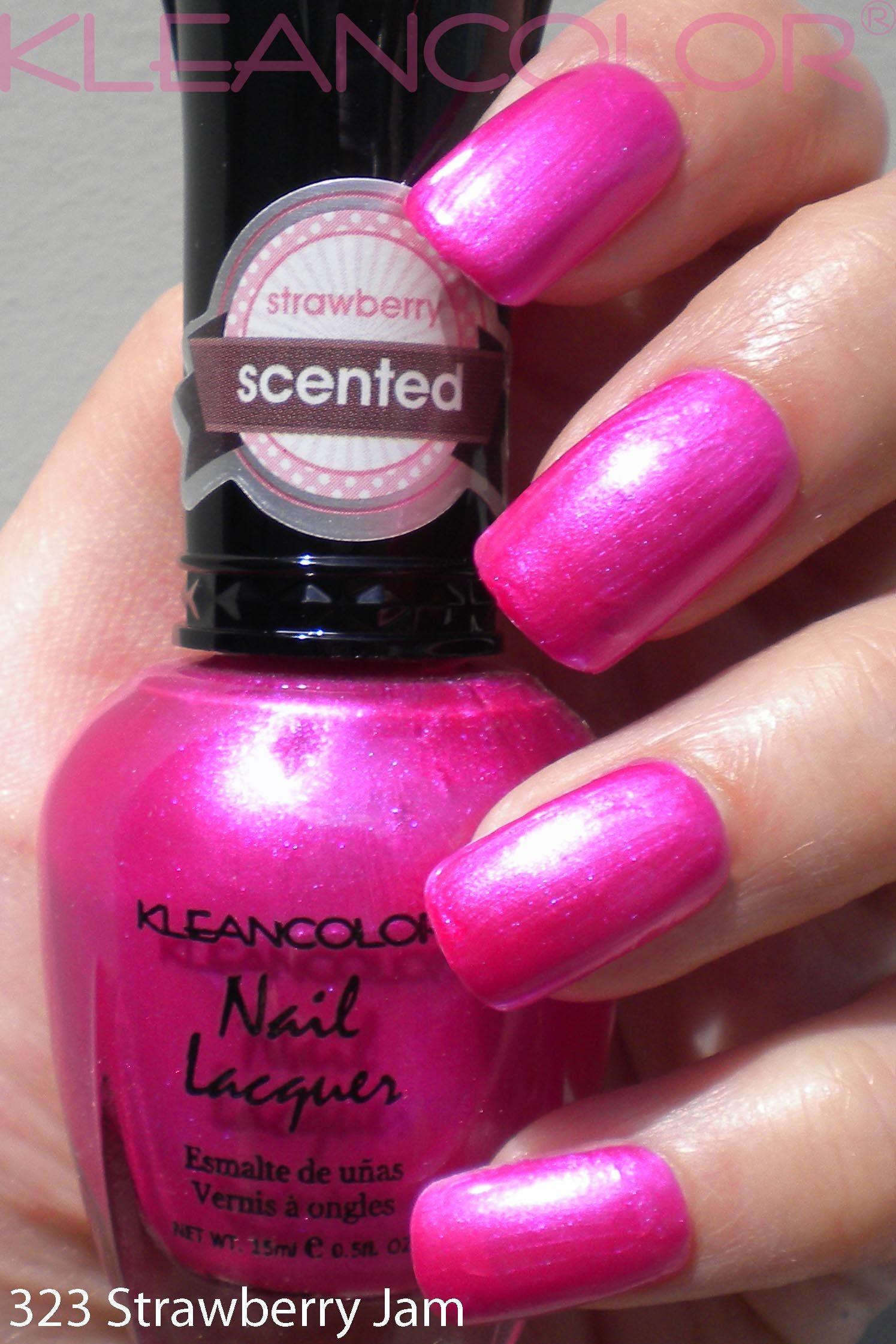 323 Strawberry Jam #scentedpolish #fragrancepolish | Scented Nail ...