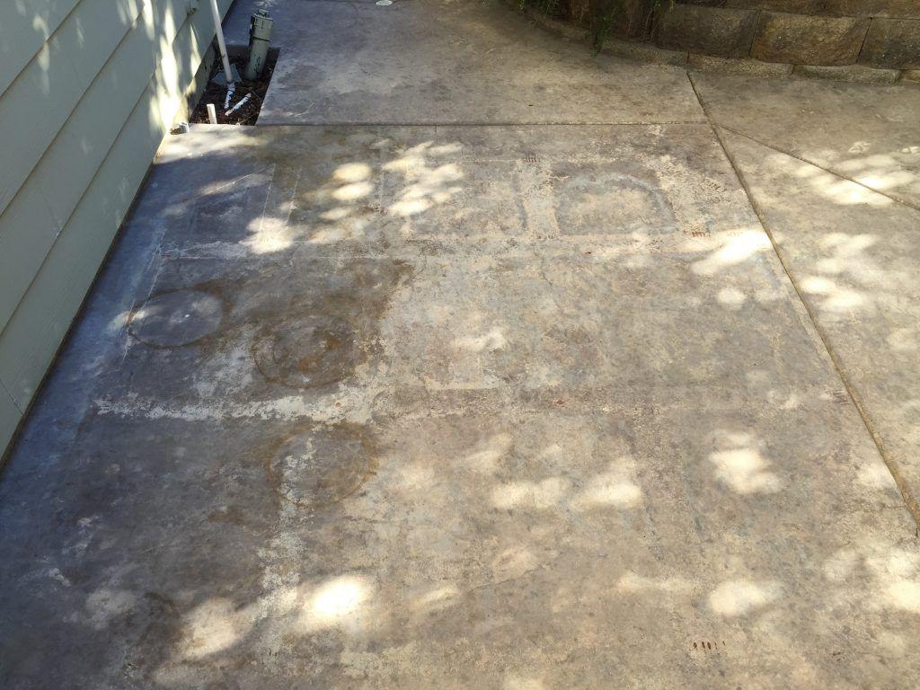 Outdoor Concrete Sealer Concrete Patio Concrete Concrete Sealer