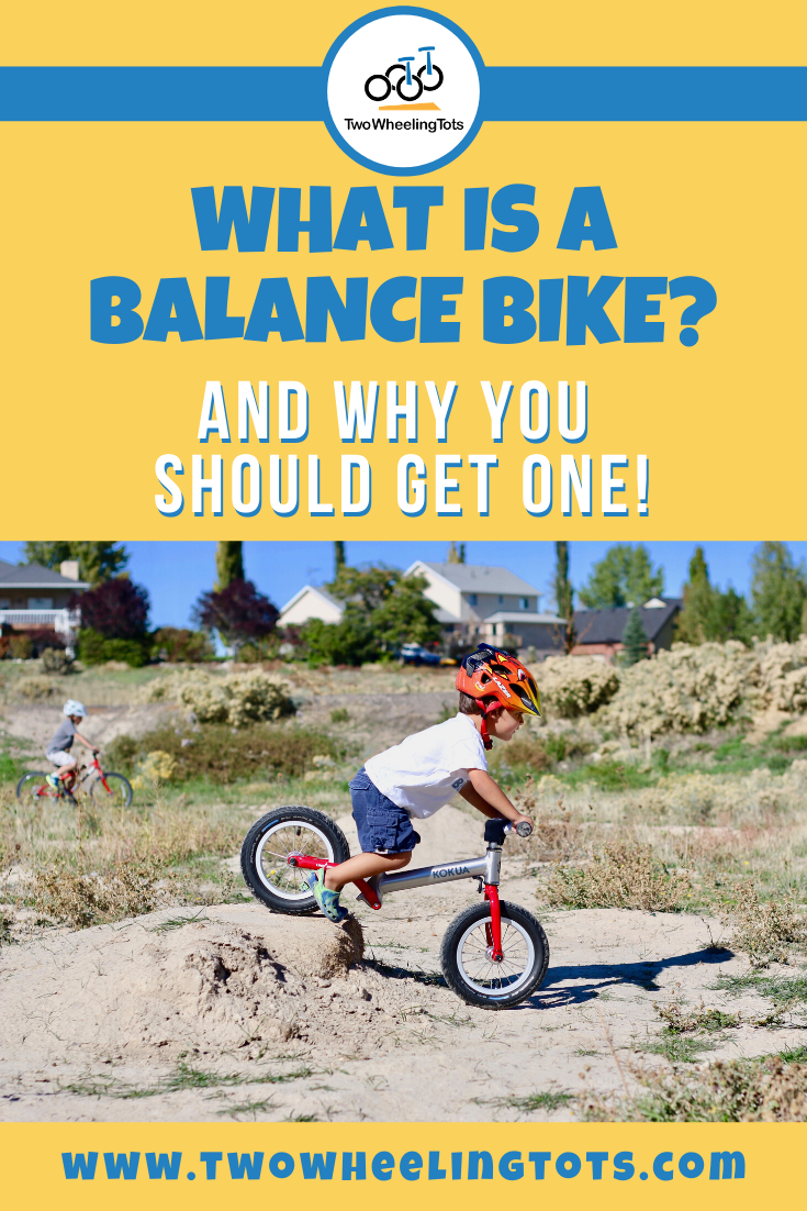 What Is A Balance Bike How Does A Balance Bike Work What S