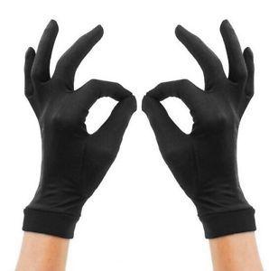Thermasilk Glove Liner Guantes Forro De Seda Para Frio Extremo Silk Gloves Glove Liners Gloves Winter