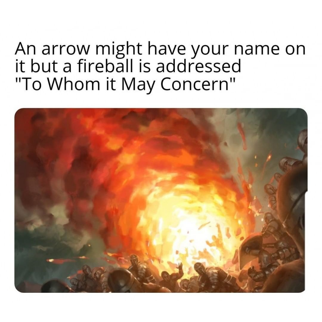 Dungeons And Dragons Memes On Instagram If You Are In Range I Hope You Ve Got Hp Buddy Dragon Memes Dungeons And Dragons Memes Dungeons And Dragons