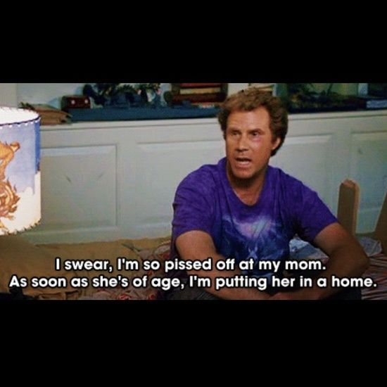 Step Brother Quotes Amusing Step Brothers  Will Ferrel  Pinterest  Step Brothers Movie And Humor