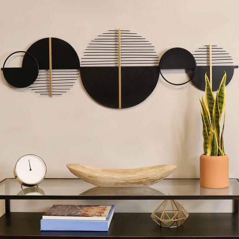 Big Sale Our Best Wall Decor Deals You Ll Love In 2020 Wayfair Plate Wall Decor Modern Centerpieces Metal Wall Decor