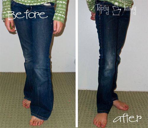 What Does Bootcut Jeans Mean - Jon Jean