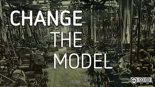 "OpenSource.com's article ""Don't Build a Better Mousetrap. Change the Business Model."""