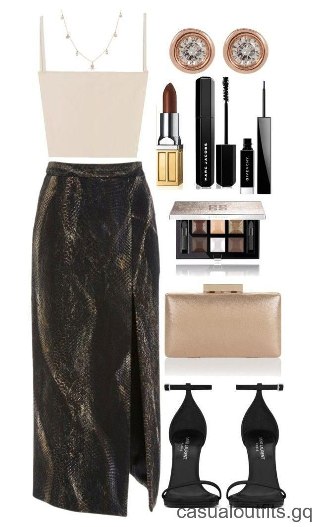 Photo of Untitled # 4505 by dudas2pinheiro on Polyvore featuring polyvore fashion style Sa … – Casual Outfits 2019