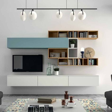 Awesome Italian Wall Units Living Room