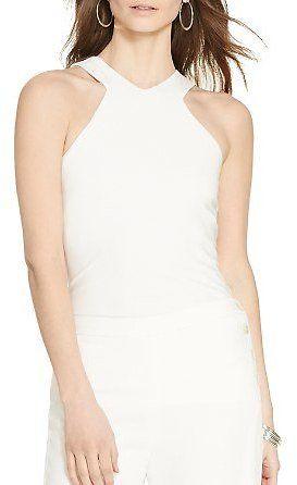 Lauren Ralph Lauren Cutaway Tank: Get it for $12.14 (was $69.50) #coupons #discounts