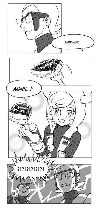 Dating A Magma Grunt Manga Here