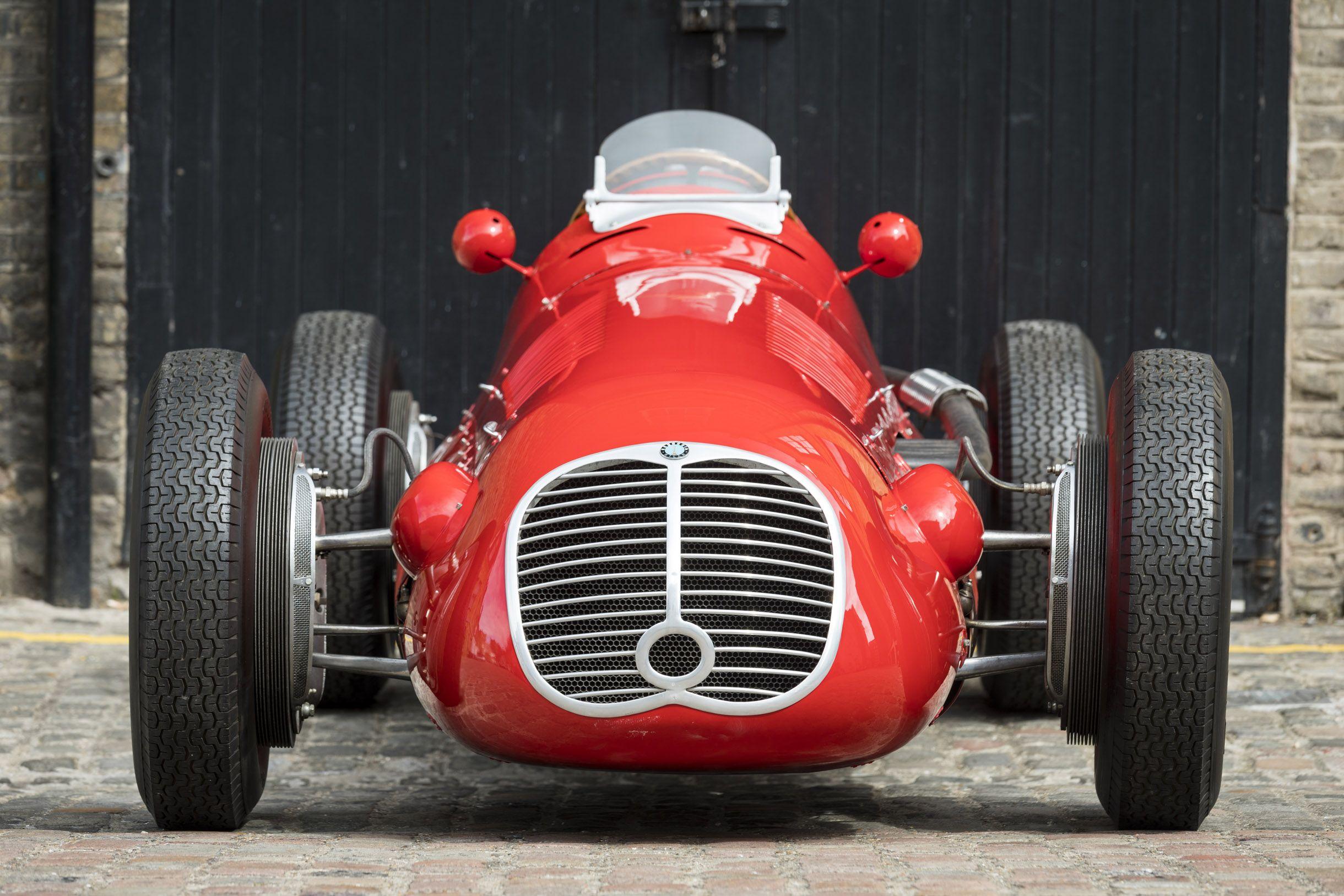 1949 Maserati 4CLT - Ex-Giuseppe Farina & Scuderia Milan | Cars for ...