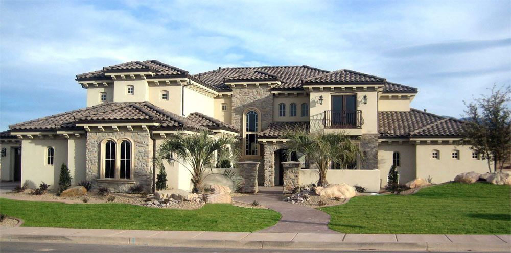 Jeff Andrews Designs Custom Home Plans TMCo Clients
