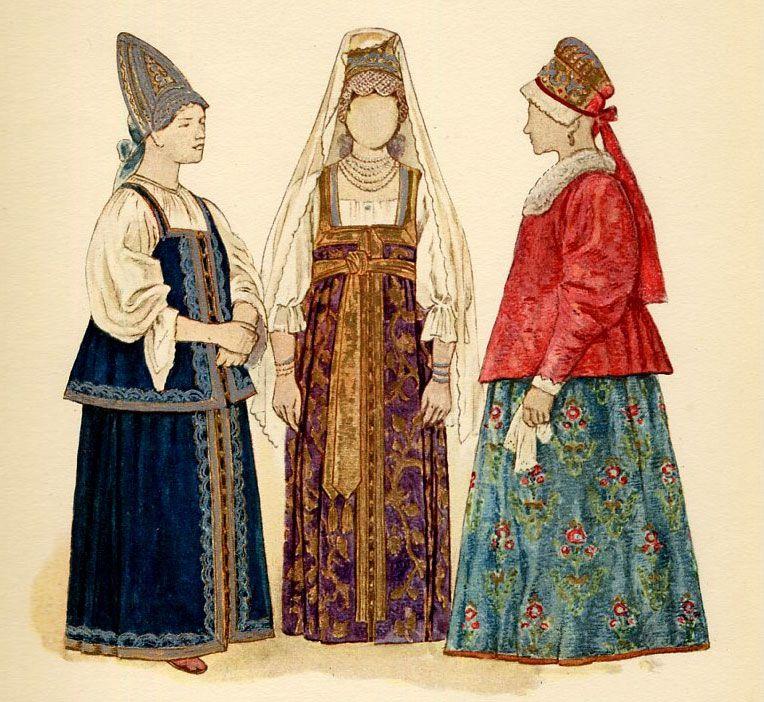 The Russian Fashion Blog A Brief History Of The Sarafan Russian Clothing Russian Folk Folk Costume