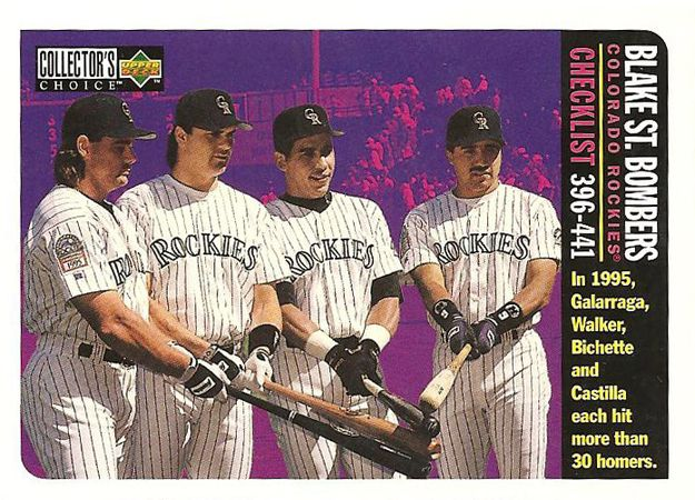 And You Definitely Cheered On The Blake Street Bombers 36 Things You Will Naturally Understand I Colorado Rockies Baseball Rockies Baseball Colorado Rockies