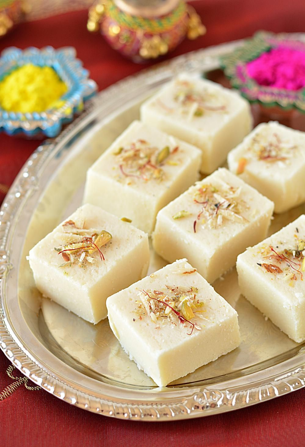 Paneer burfi recipe 1 deserts pinterest indian sweets recipes cooking games forumfinder Image collections
