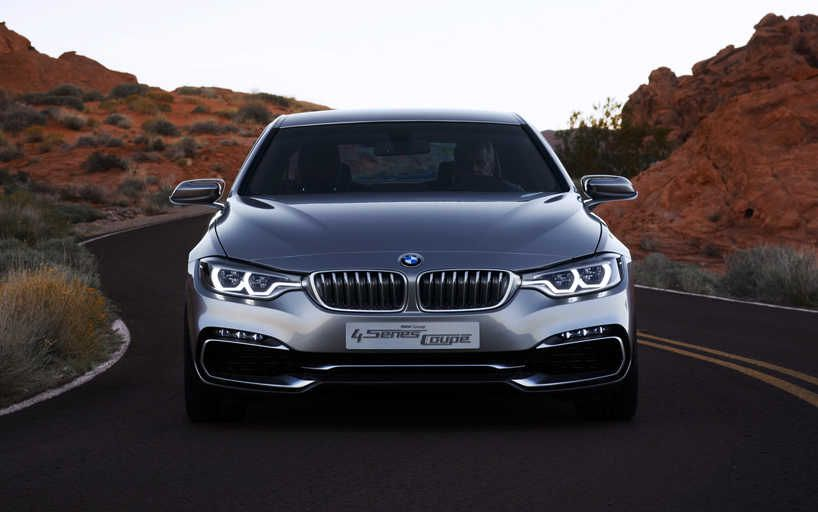 BMW 4 Series Coupe`
