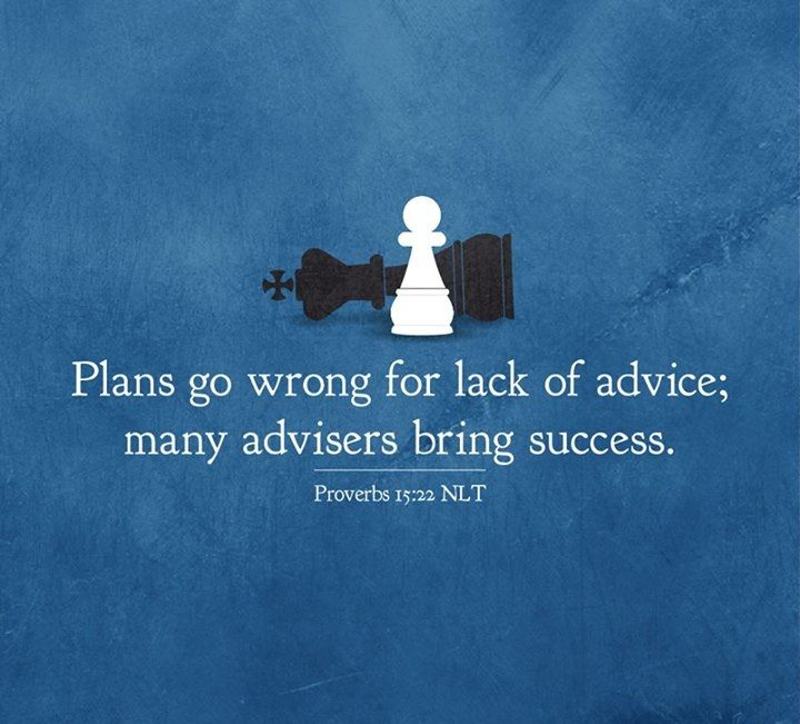 Plans go wrong for lack of advice; many advisers bring success ...