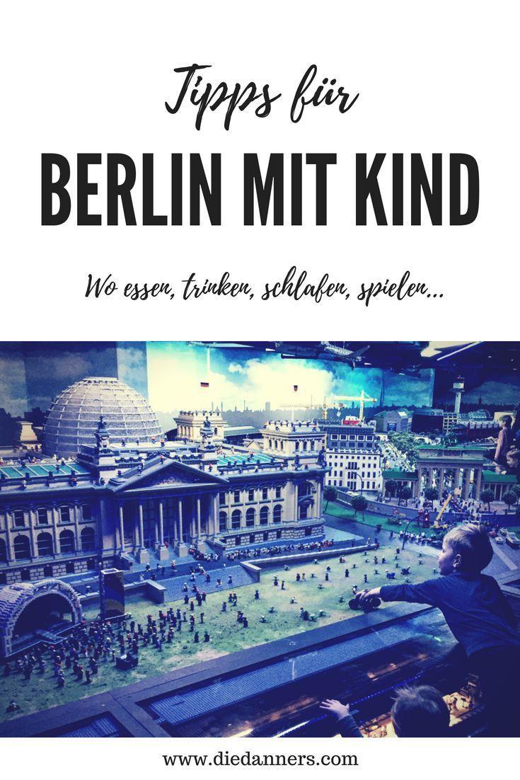 BERLIN MIT KINDERN - Ausflüge, Städtereisen, Urlaub mit Kindern - Baby, Kind und Meer
