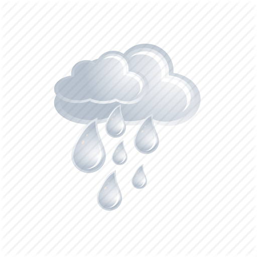 Rain Cloud Cloudy Drop Forecast Storm Weather Icon Download On Iconfinder Weather Icons Cloudy Clouds