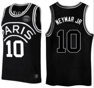 PSG 2018-19 Neymar JR Top Jordan Basketball Jersey  M799   6a4058fb718