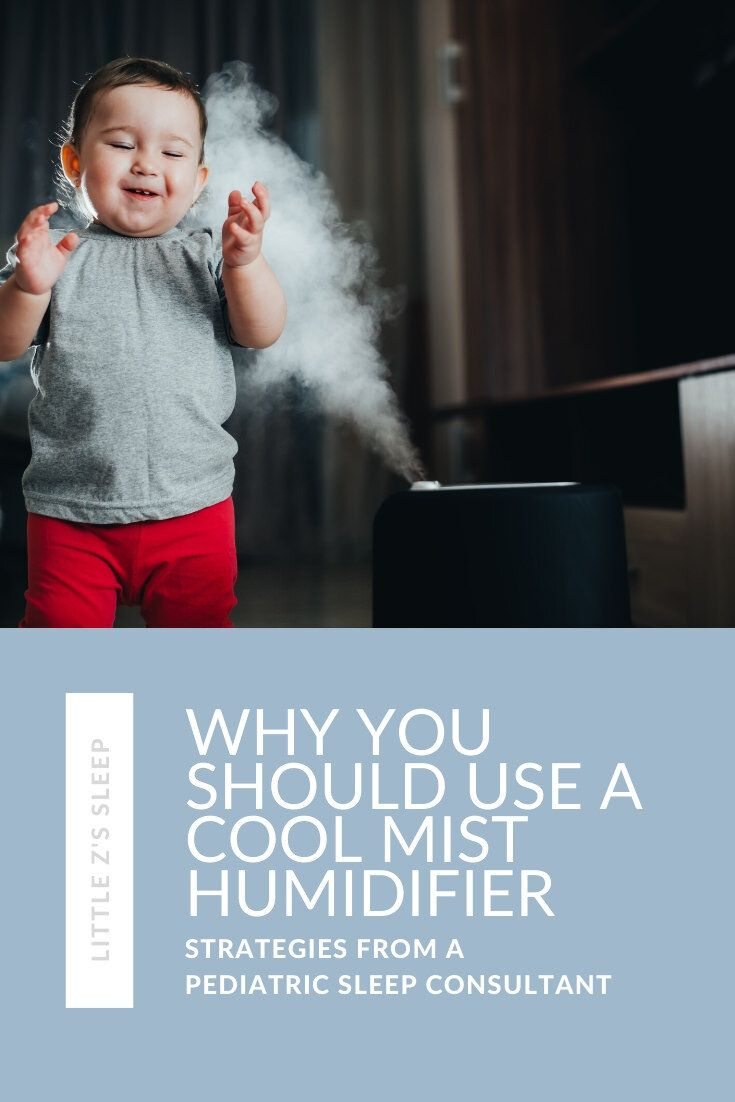 Why You Should Use A Cool Mist Humidifier | Gentle sleep ...