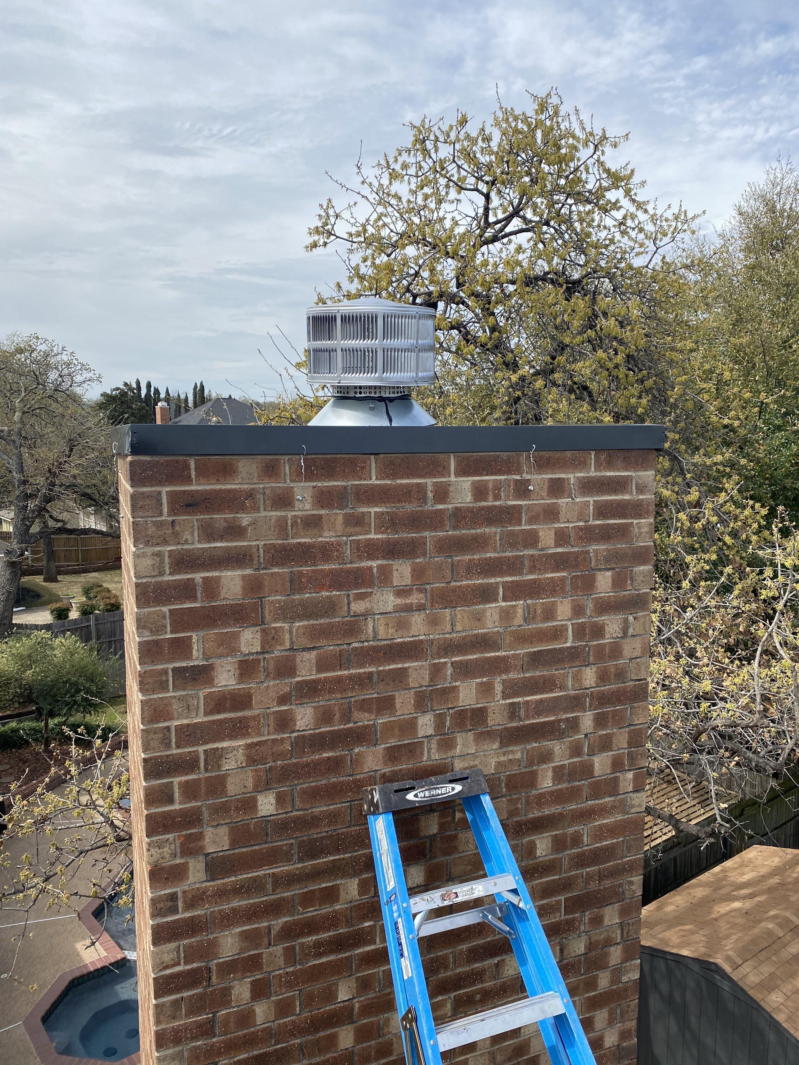 Chase cover spark arrestor 31620 chimney cap