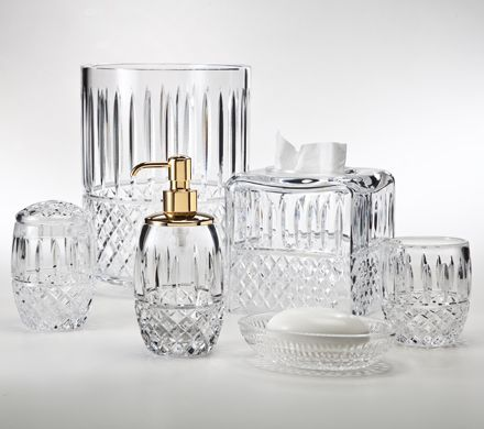 Crystal Bathroom Accessories. Marie Crystal Bath Accessories By Labrazel  Bathroom Pinterest